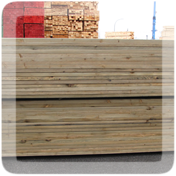 ACQ Pressure Treated Lumber